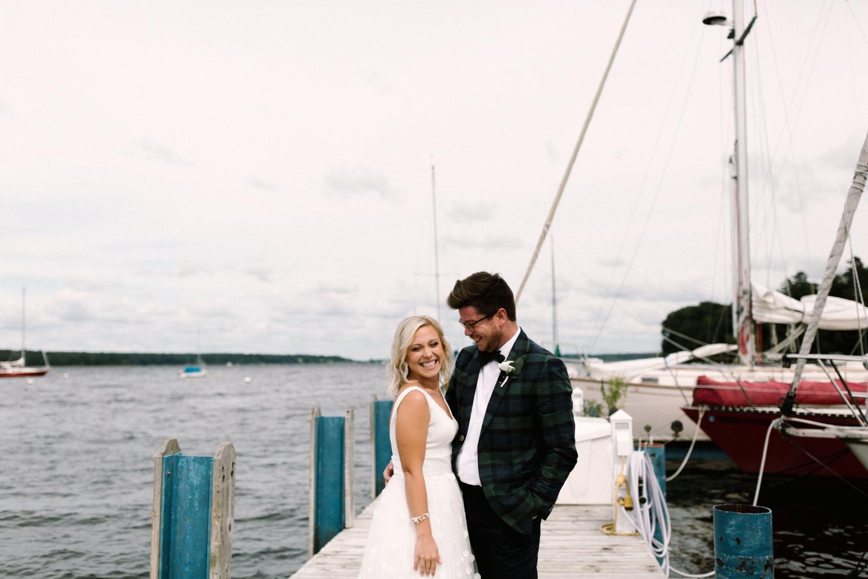 Michigan Frontyard Lake Wedding - Lauren Crawford Photography-204.jpg