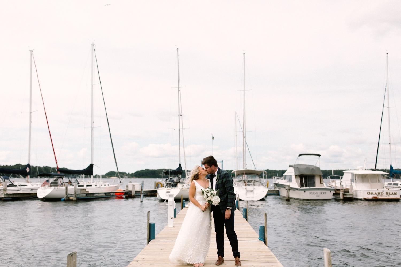Michigan Frontyard Lake Wedding - Lauren Crawford Photography-260.jpg