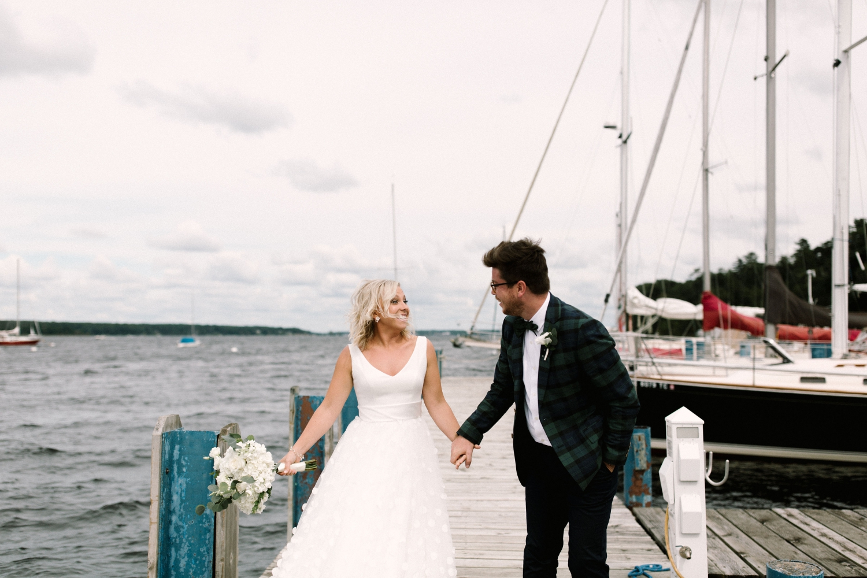 Michigan Frontyard Lake Wedding - Lauren Crawford Photography-248.jpg