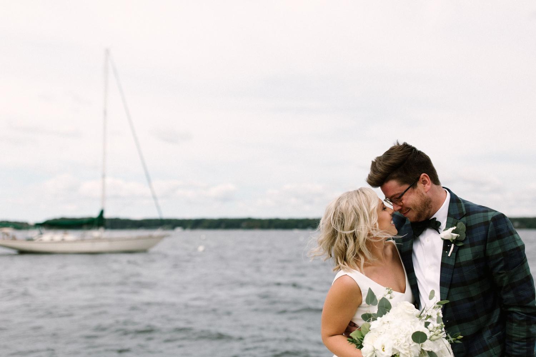 Michigan Frontyard Lake Wedding - Lauren Crawford Photography-256.jpg