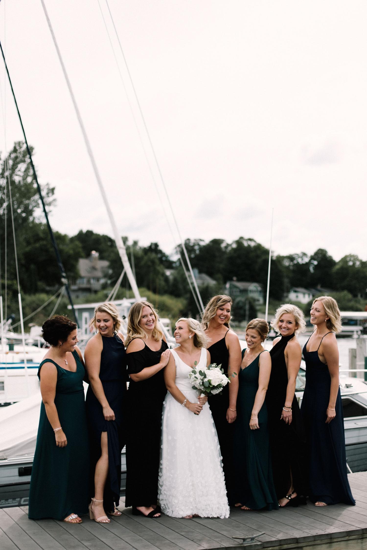 Michigan Frontyard Lake Wedding - Lauren Crawford Photography-355.jpg