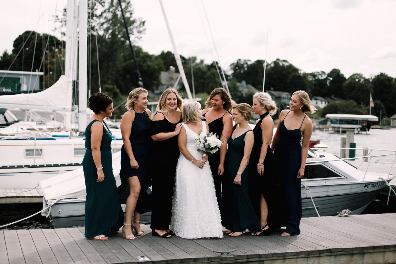 Michigan Frontyard Lake Wedding - Lauren Crawford Photography-357.jpg