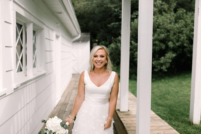 Michigan Frontyard Lake Wedding - Lauren Crawford Photography-327.jpg