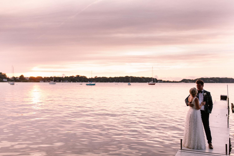 Michigan Frontyard Lake Wedding - Lauren Crawford Photography-736.jpg