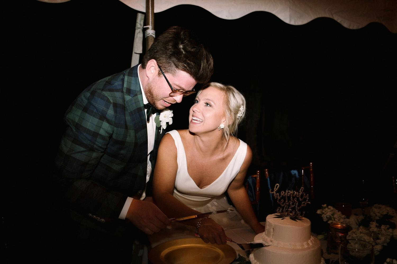 Michigan Frontyard Lake Wedding - Lauren Crawford Photography-862.jpg