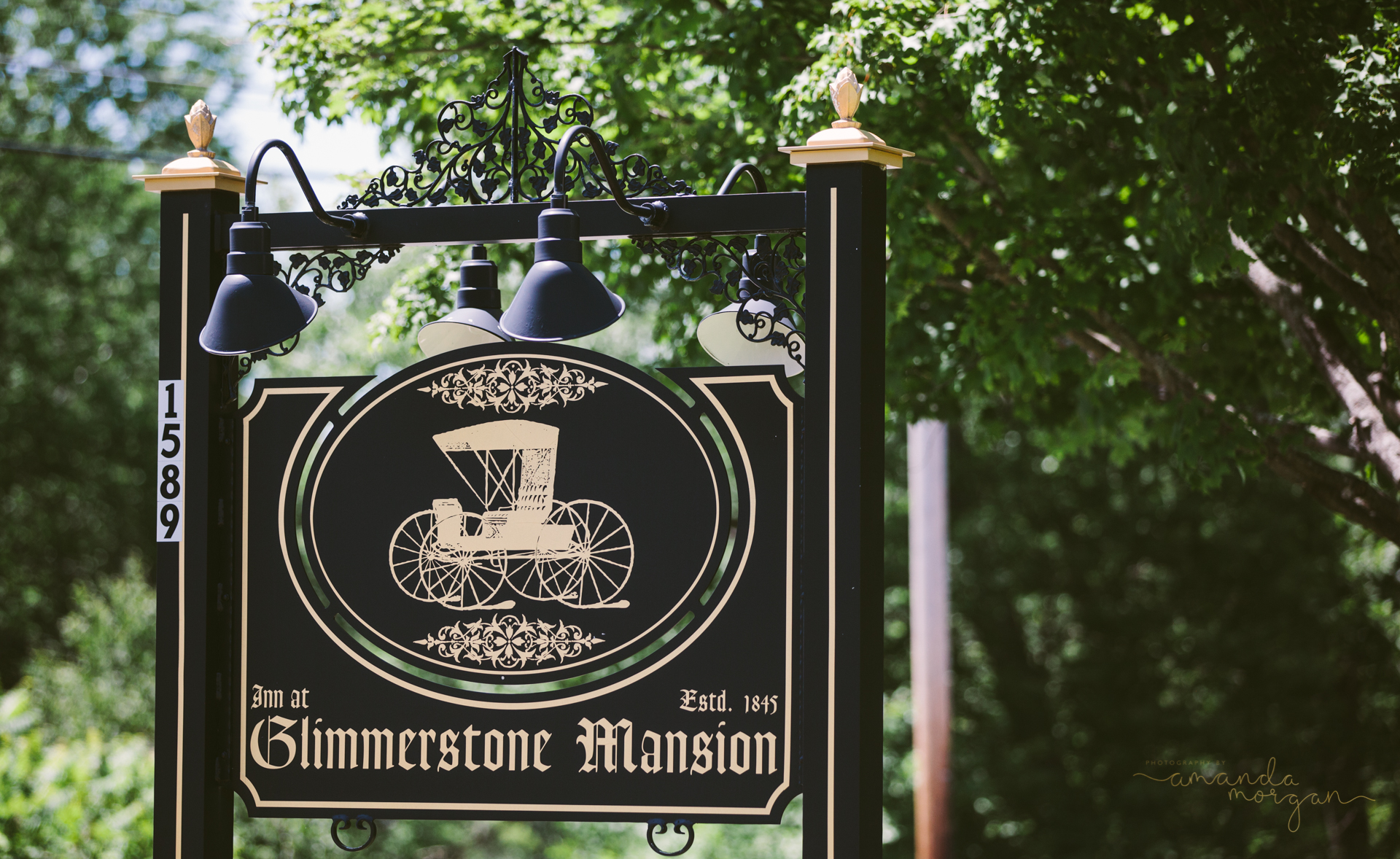 Glimmerstone Mansion Wedding