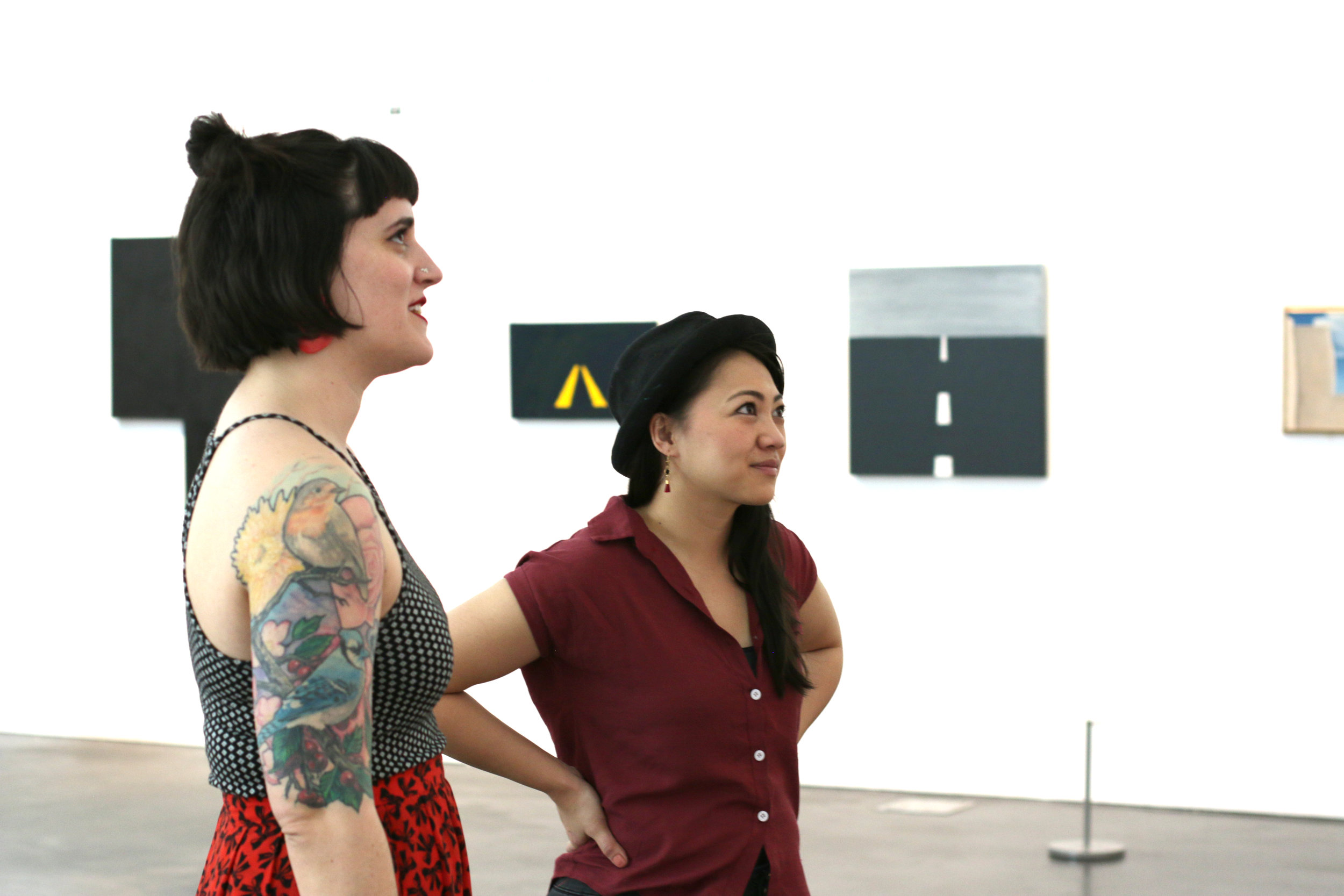 Date7_Carolyn Michaels and Jenna Moll Reyes in Between Us. Photo by Cheyenne Michaels.JPG
