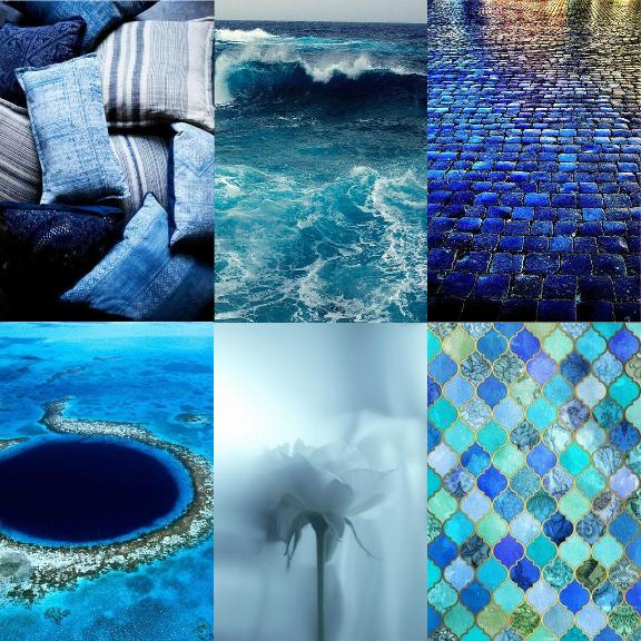 COLOR THEORY- Blue (5)