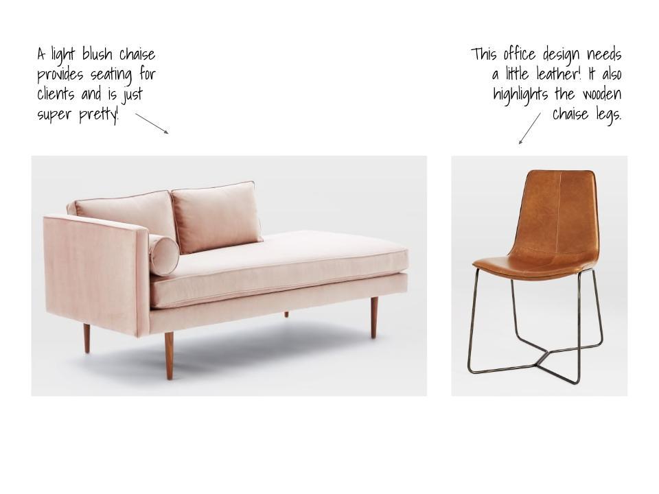 Chaise  |  Chair