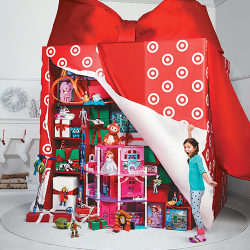 TARGET HOLIDAY | FILM + PRINT
