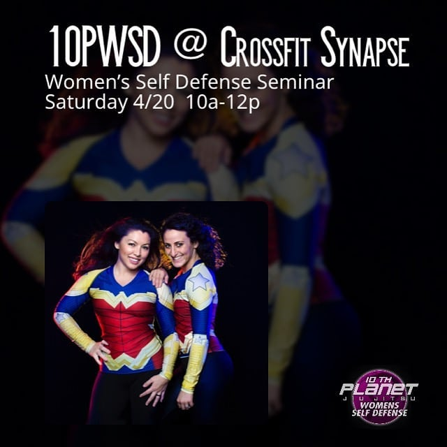 Women's Self Defense! ⚡️ Saturday ⚡️ 10am ⚡️ Strength, Confidence, Fun ⚡️ Open to all ladies! ⚡️ @wonderwomandgg @10pwsd #crossfit #crossfitsynapse #encino #tarzana #reseda #selfdefenceclass #selfdefense #10thplanet #jiujitsu