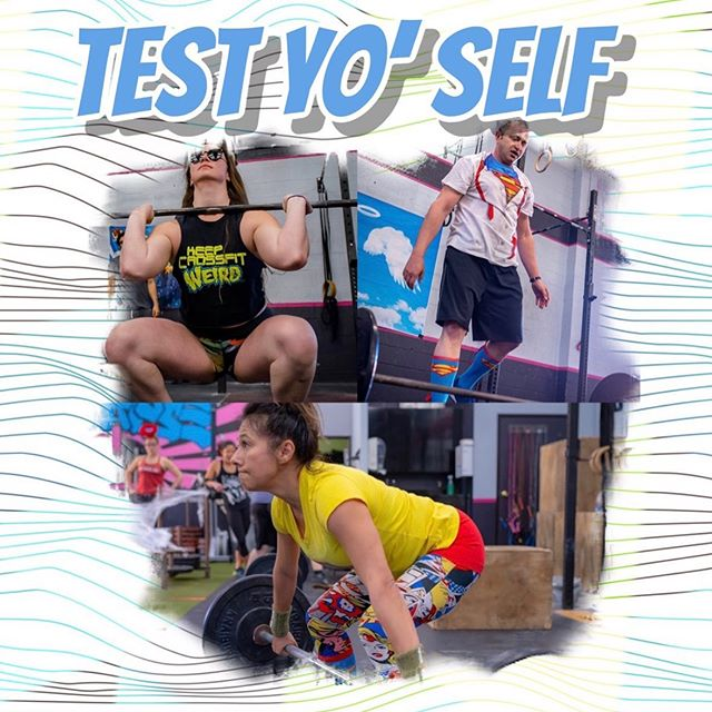 It's testing week!💪🏻 Come test your limits and establish a baseline for improvement... who knows you may end up suprising yourself 😏🦸🏻‍♀️🦸🏼‍♂️ ⚡️ #Allaboutthatbase..line ⚡️ ⚡️ ⚡️ #bestgymever#synapsefamily#crossfit#crossfitsynapse#superheroesofsynpase#challengeyourself#fitness#fitnessgoals#gym#reseda#tarzana#sfv