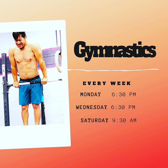 🤸🏻‍♂️Come Join us for Gymnastics! 🤸🏻‍♀️ ⚡️ ⚡️Mondays and Wednesday at 6:30 PM⚡️ ⚡️ ⚡️Saturdays at 9:30 AM⚡️ ⚡️ ⚡️ #bestgymever#synapsefamily#crossfit#crossfitsynapse#superheroesofsynapse#challengeyourself#fitness#fitnessgoals#gym#reseda#tarzana#sfv#pr#gymnastics