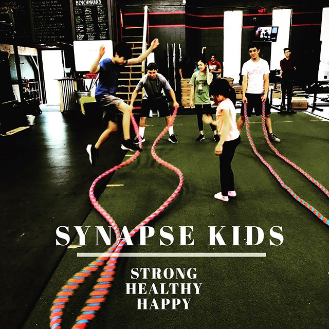 Have you checked out our Synaptic Kids 🏃🏻‍♀️🏃🏻‍♂️ @cfsynapsekids ⚡️ ⚡️Building strong, healthy and happy kids 💪🏻🏋🏻‍♀️⚡️ ⚡️ ⚡️Monday-Thursday @ 3:30PM ⚡️ ⚡️ #bestgymever#synapsefamily#crossfit#crossfitsynapse#superheroesofsynapse#challengeyourself#fitness#fitnessgoals#gym#reseda#tarzana#sfv#kids#kidsworkout#synapsekids#crossfitkids
