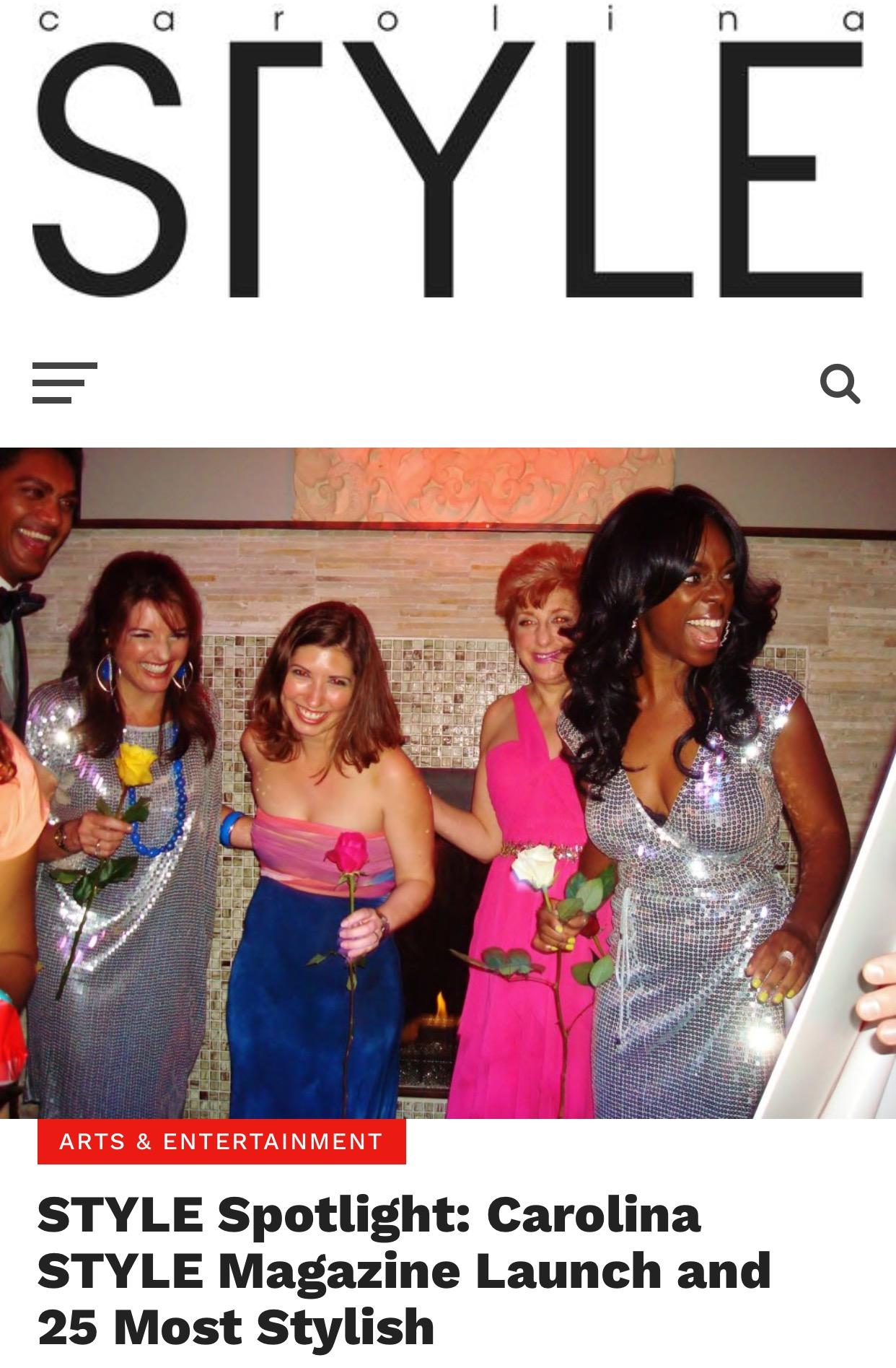 Carolina Style Magazine