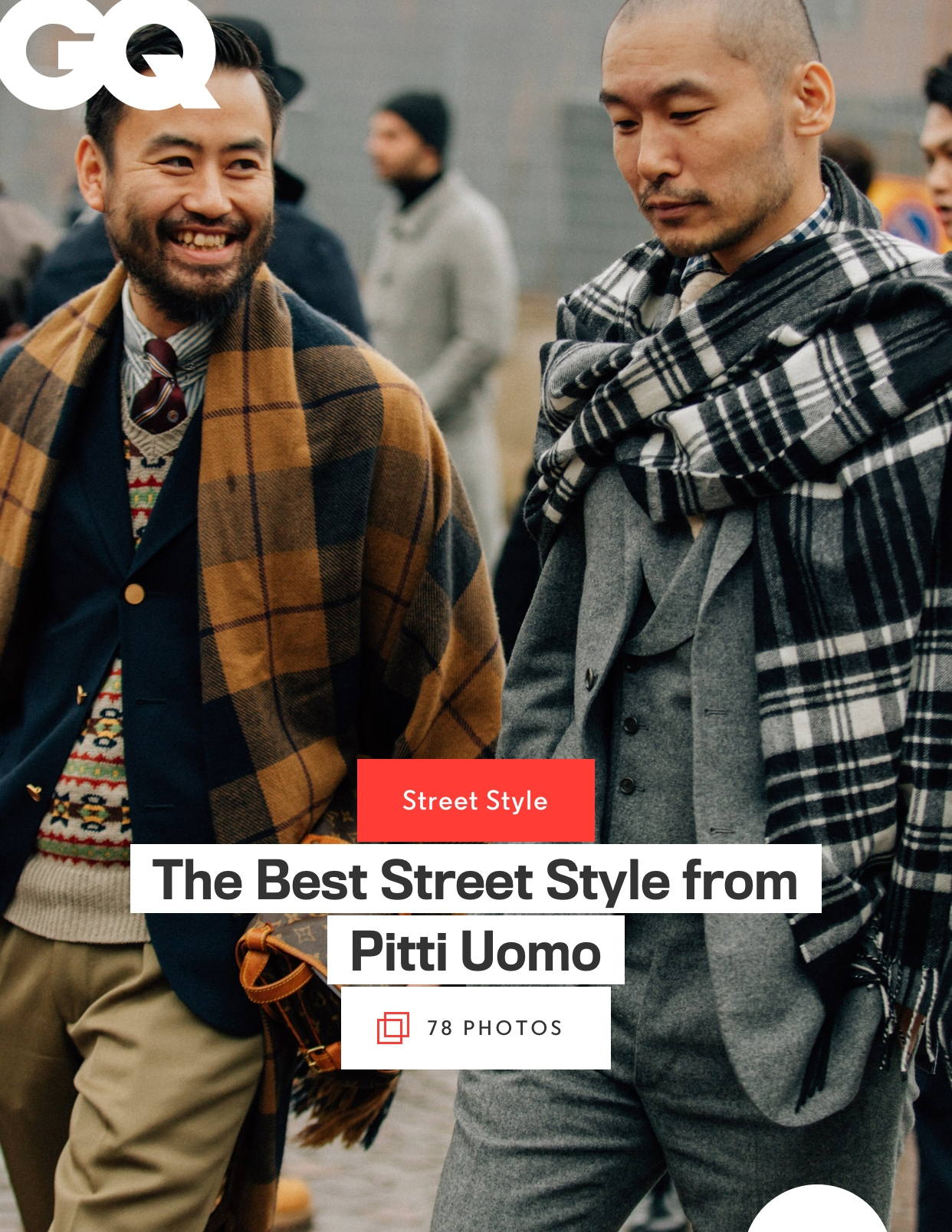 GQ's Pitti Uomo 93 Street Style