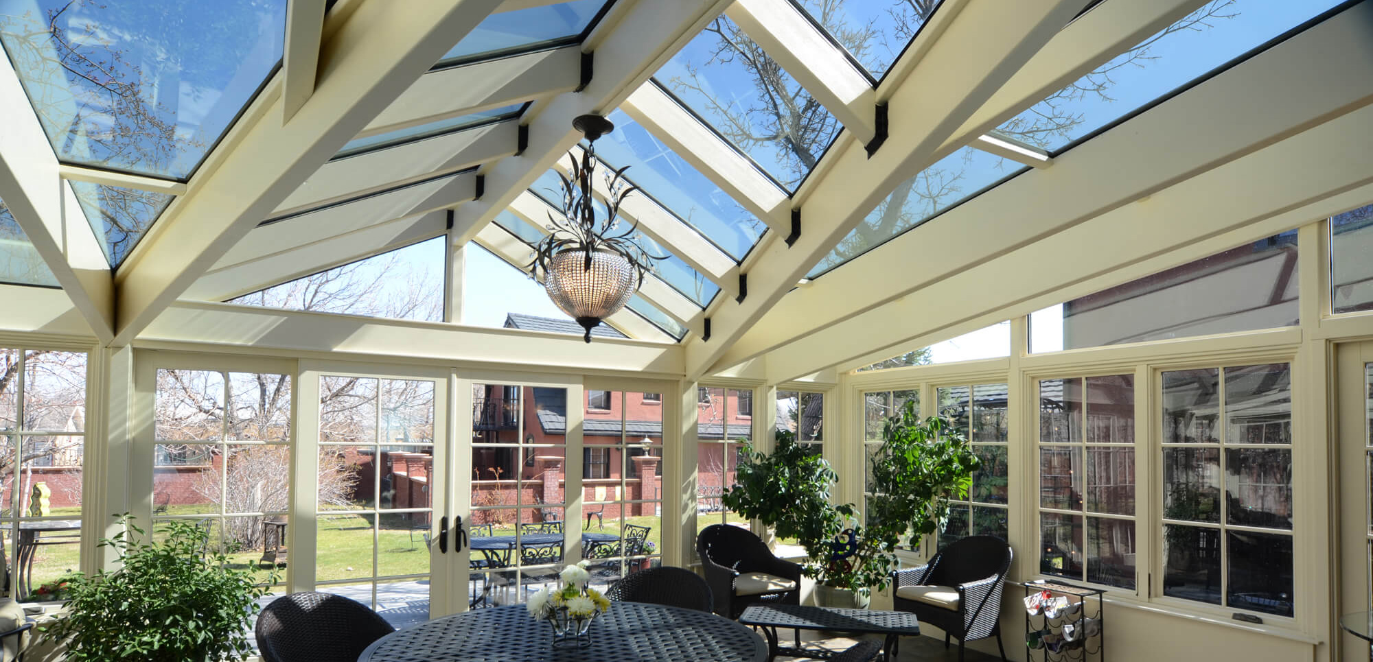 Custom Built Sunroom Project