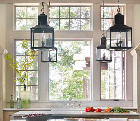CASEMENT WINDOWS  opening on the side, casements offer daylight, fresh air, energy efficiency, versatility, and a vast array of options.  Crank-Out Push-Out