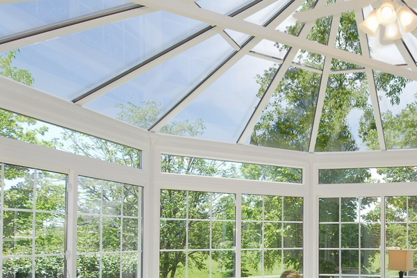 Victroian Conservatory With Vinyl Cladding Photos