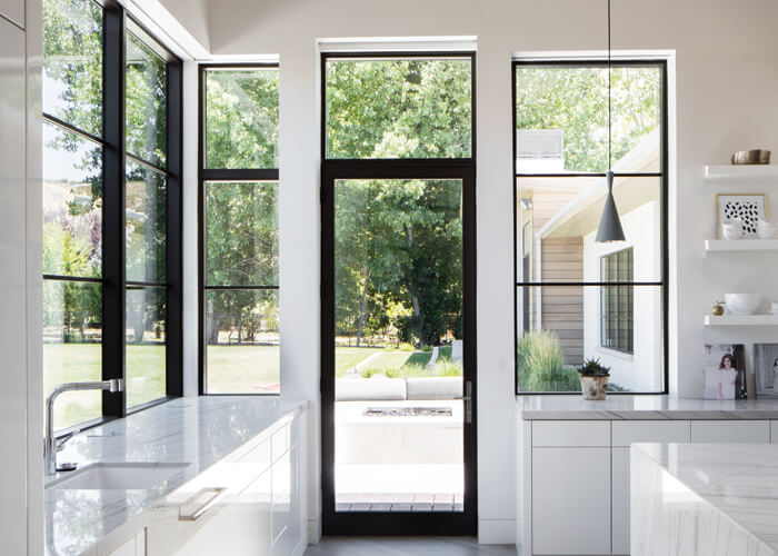 Most comprehensive product offering of all contemporary clad products -