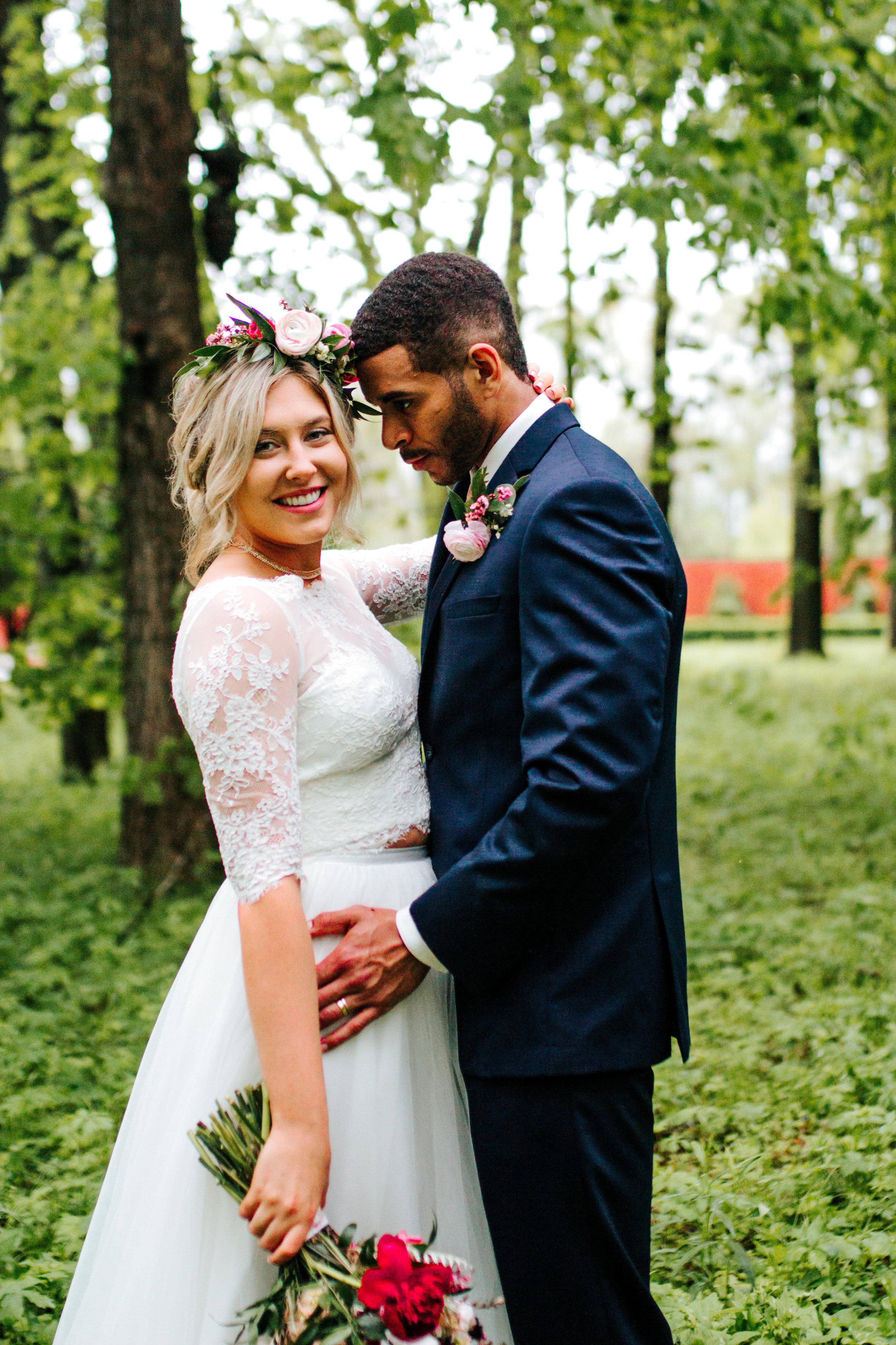 Woodland Boho Wedding