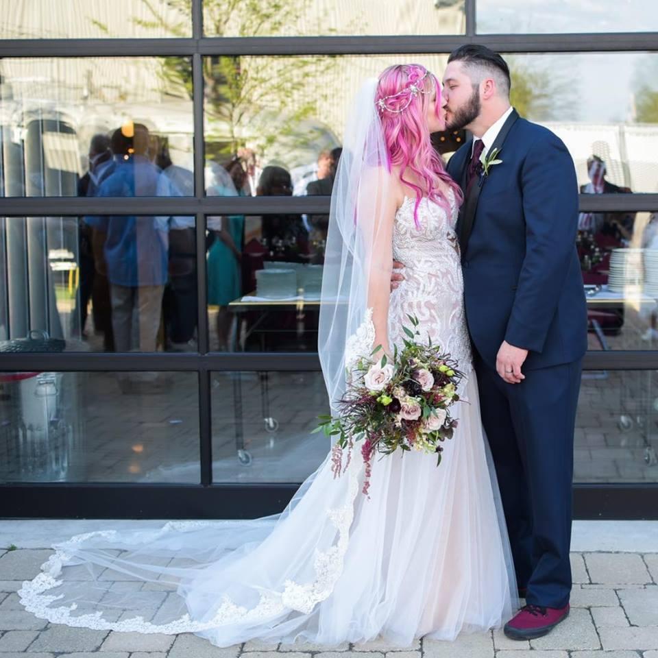 Warehouse 109 Wedding