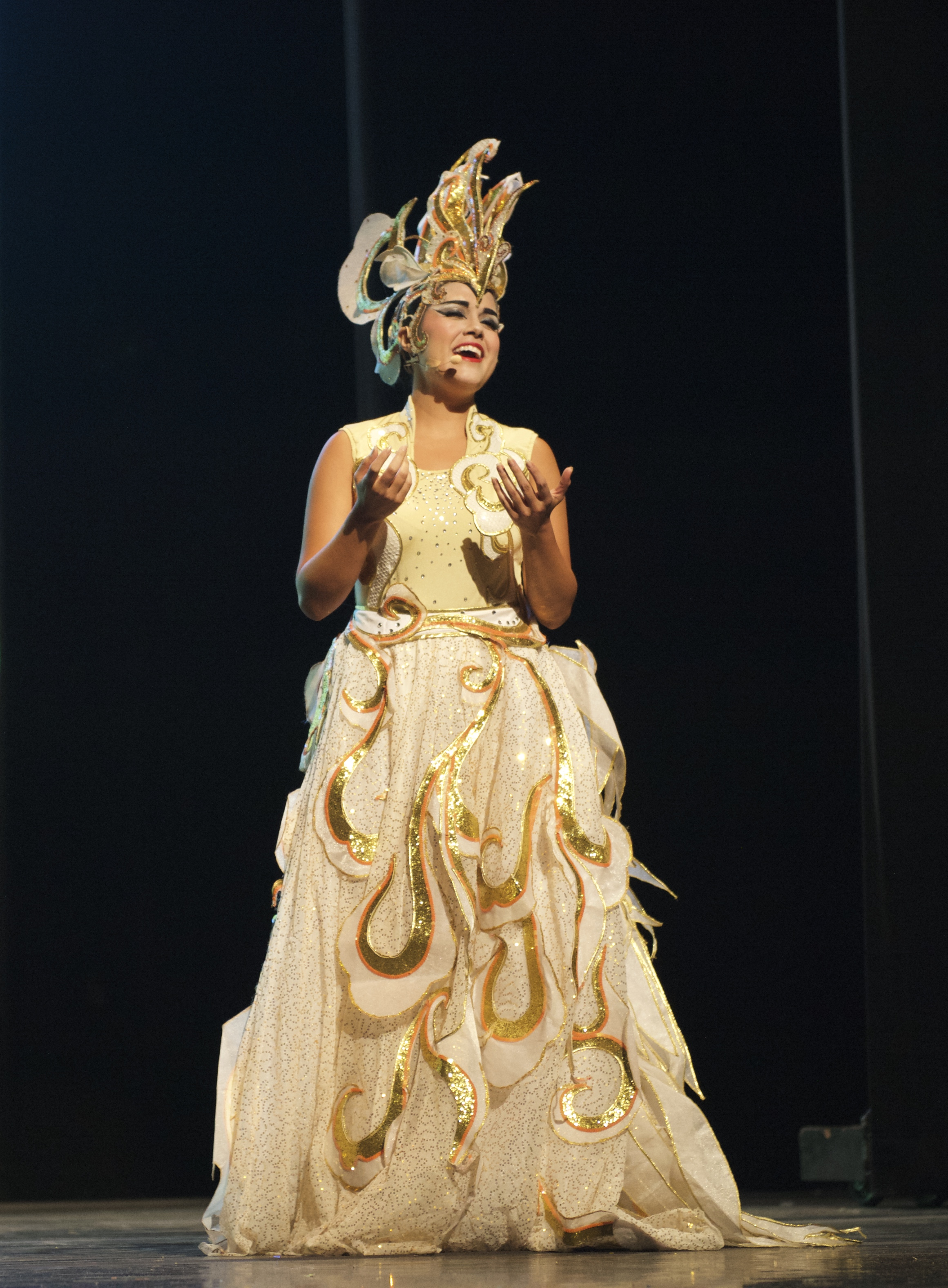 The Muse from  Terra Cotta Warriors in 3D