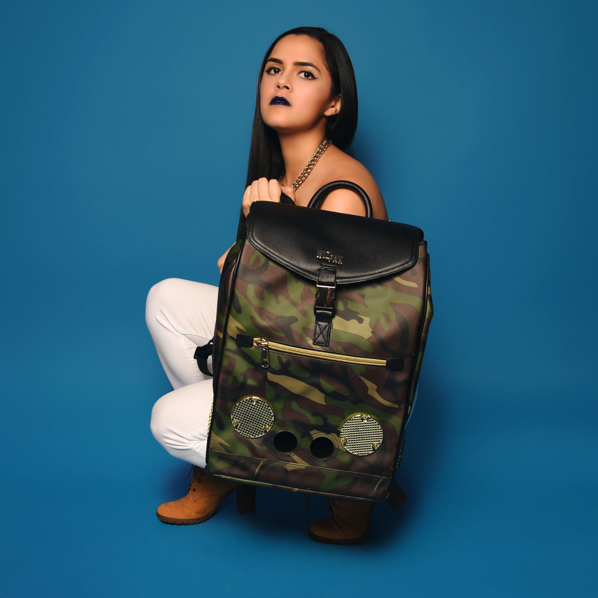 Wiz Pak promotional photo By Tim Sirin