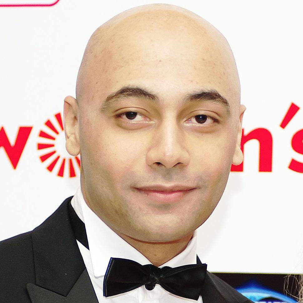 Director of Wintry Spring, Mohamed Kamel.