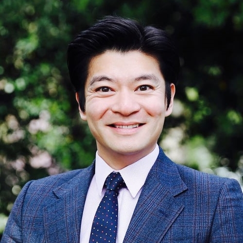 Andrew Chung     Founder & Managing Partner