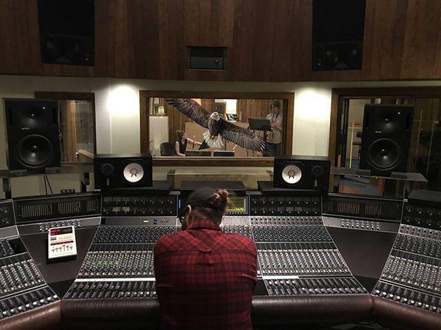 Good things happen in studio B...