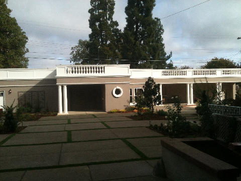 Sacramento Pool House
