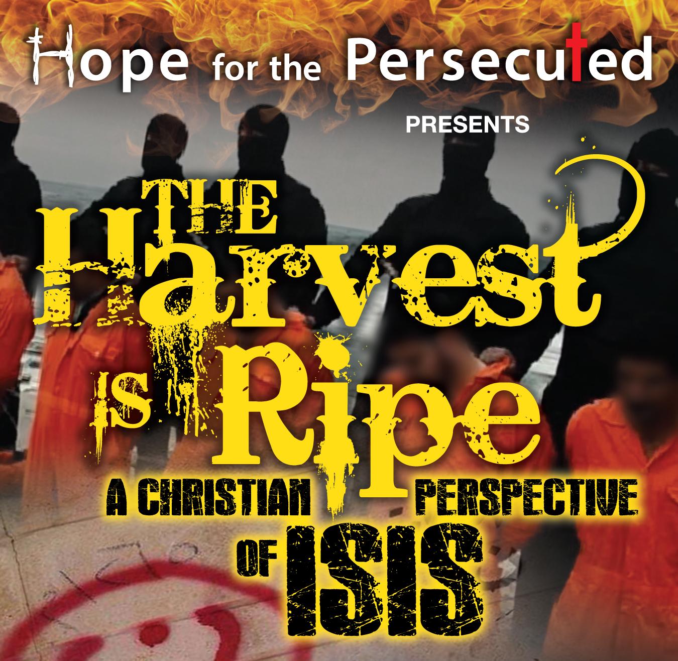 HarvestRipe_Bellevue WA_Flyer