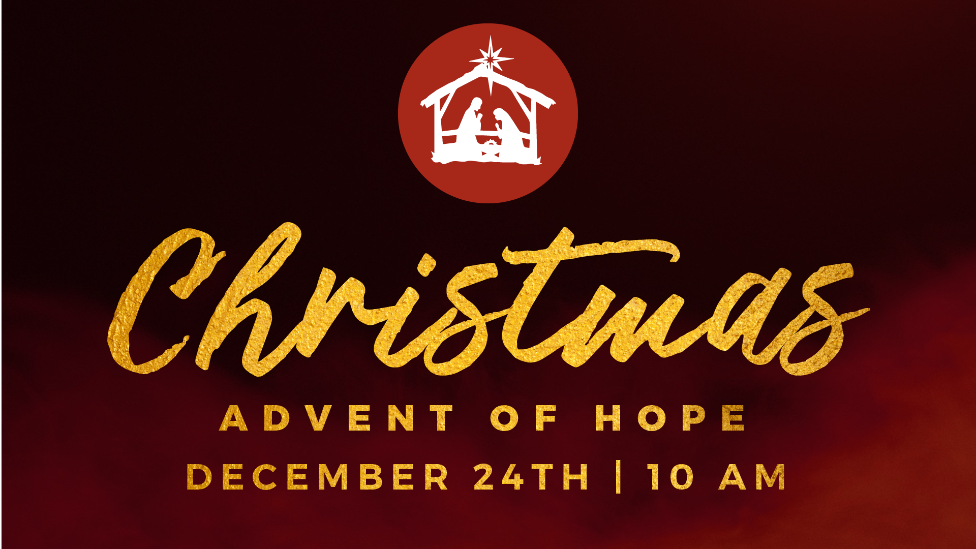 Advent of Hope - Christmas Advent Series