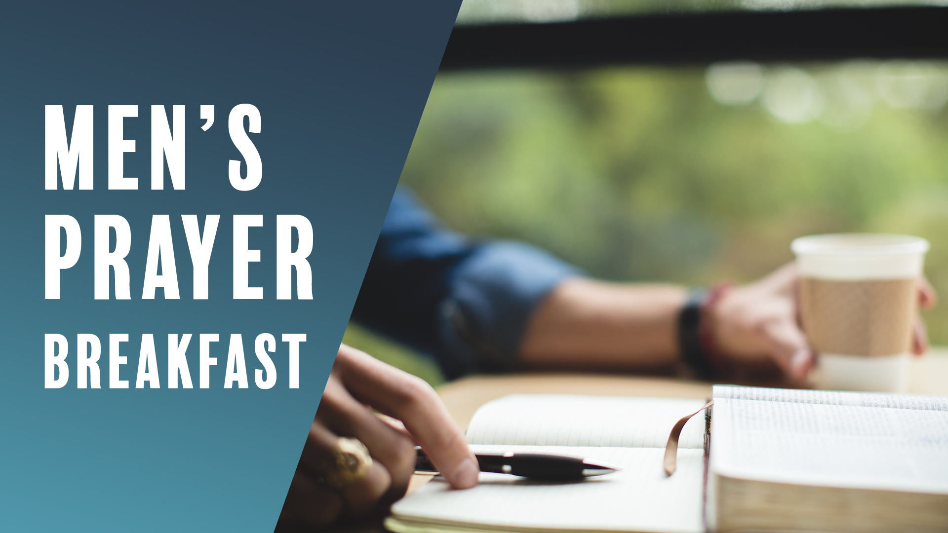 Men's Prayer Breakfast - March 10th