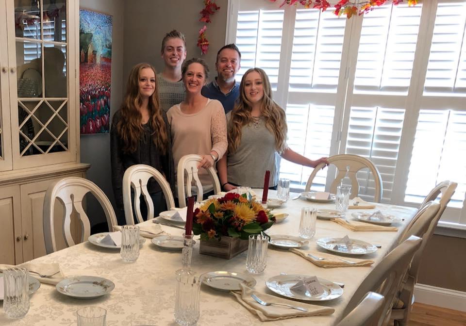 The Thomas Family in Washingtonm Missouri