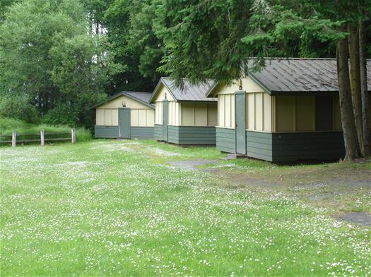 Rustic Cabins