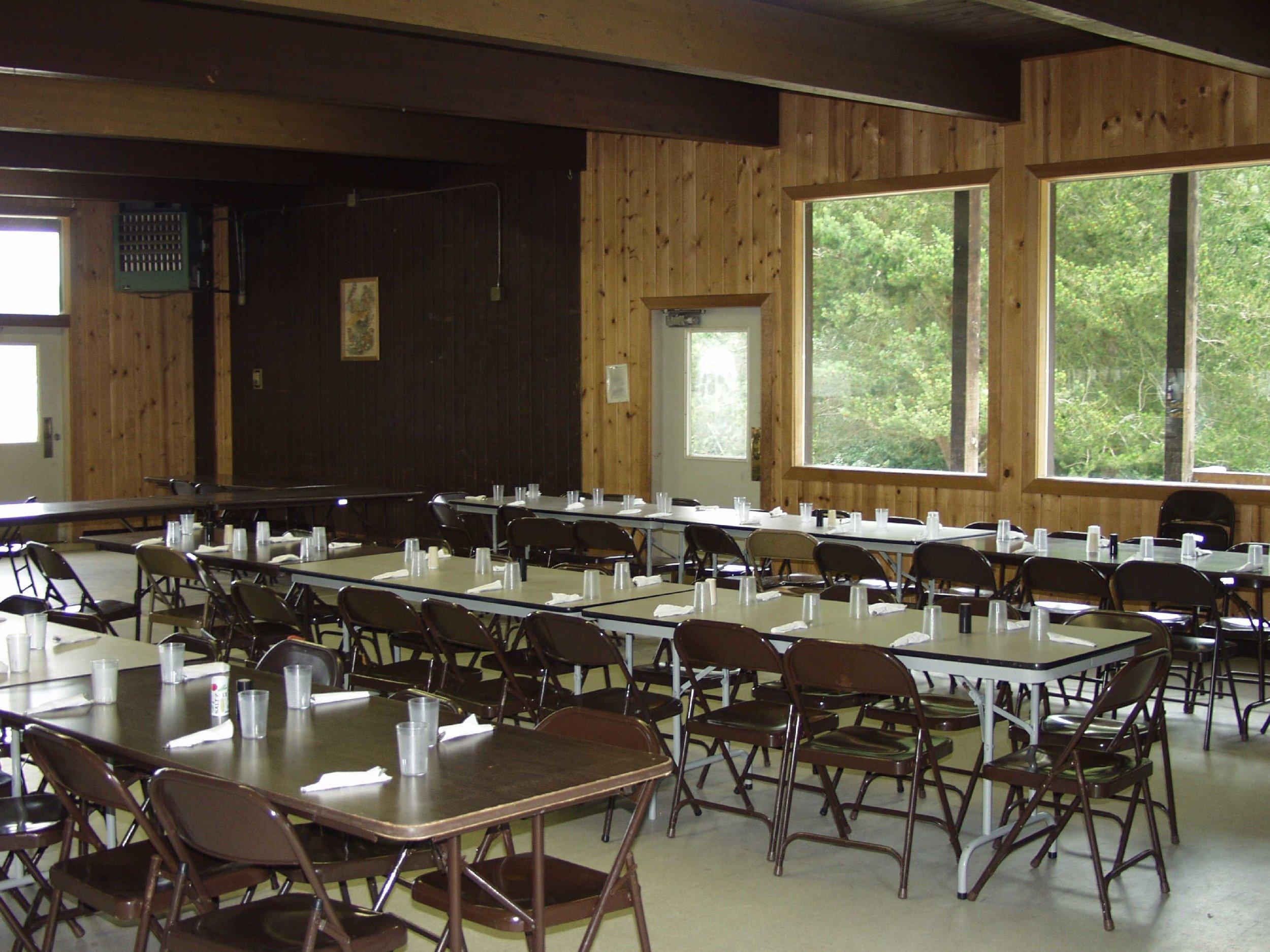 Main Lodge Interior