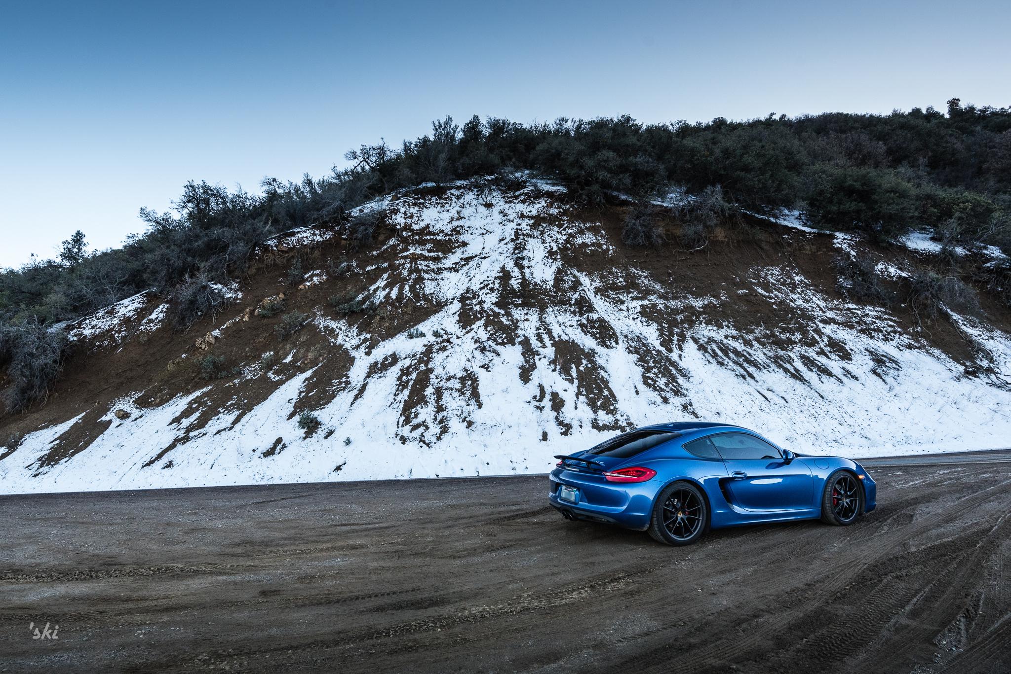 Sapphire Snow