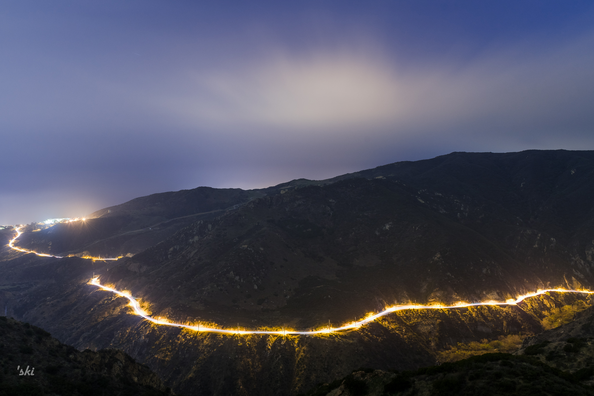 Canyon Lights