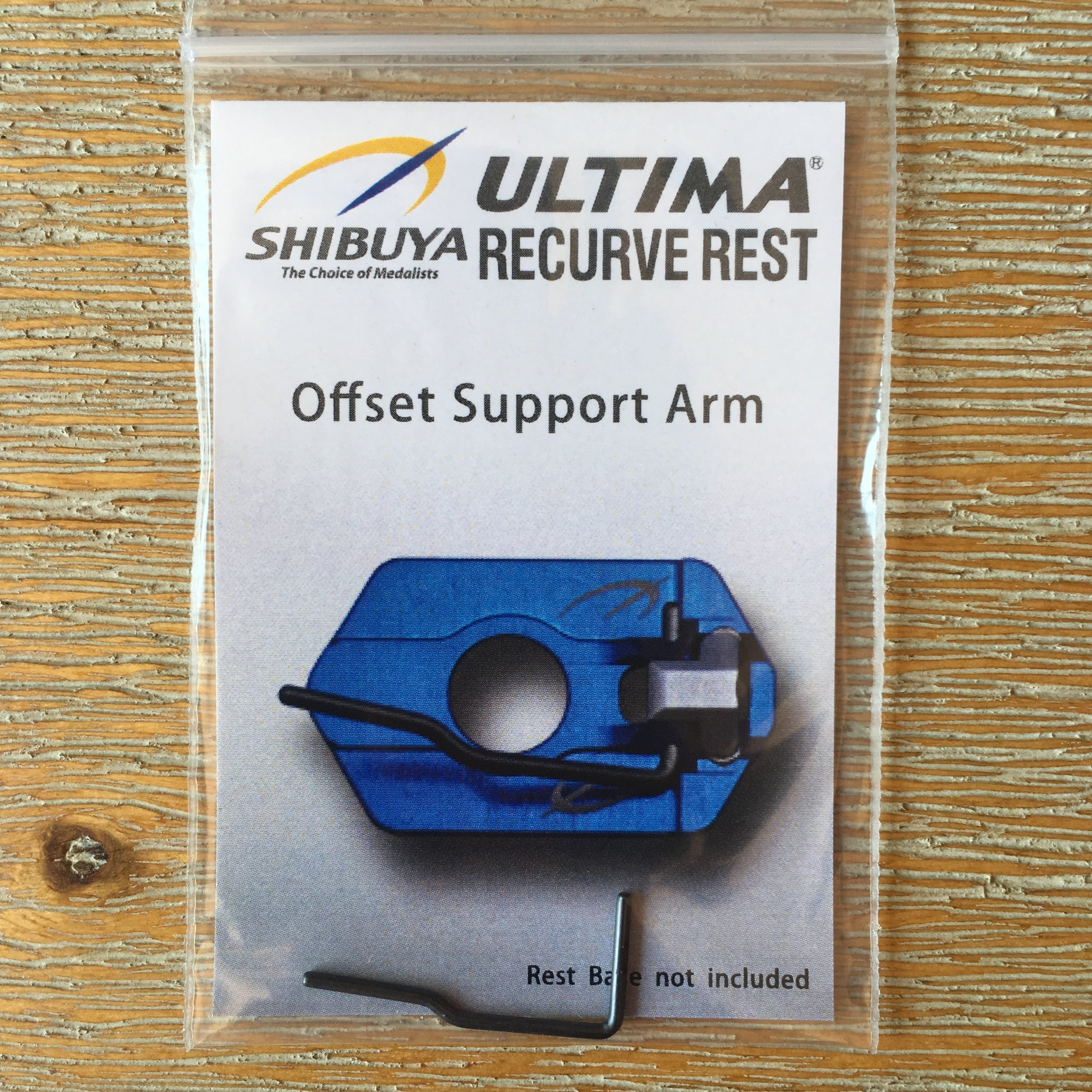Shibuya Arrow Rest Support Arm