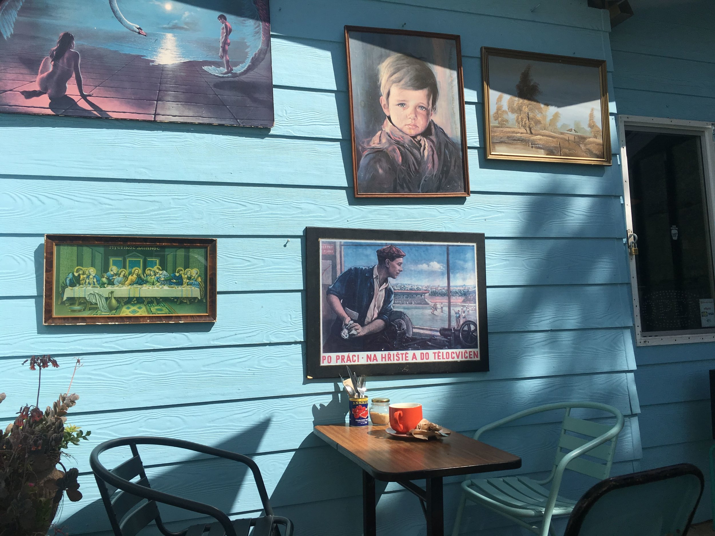 House of Tallulah is a cafe in Alice Springs.