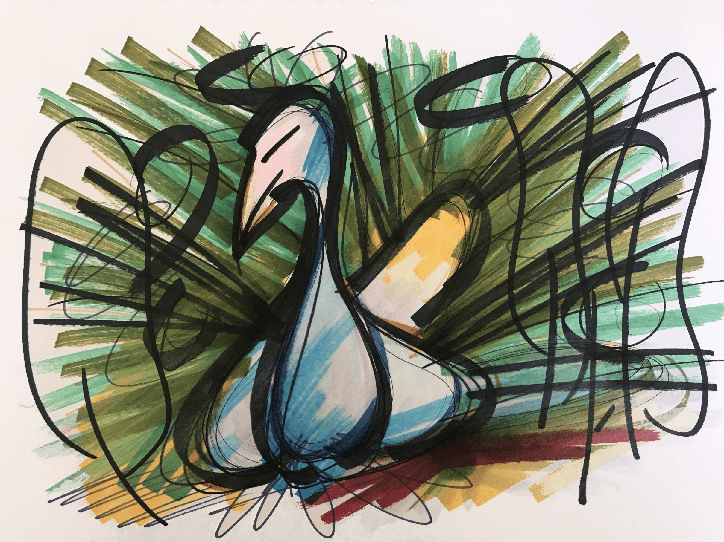 Peacock  (2019)