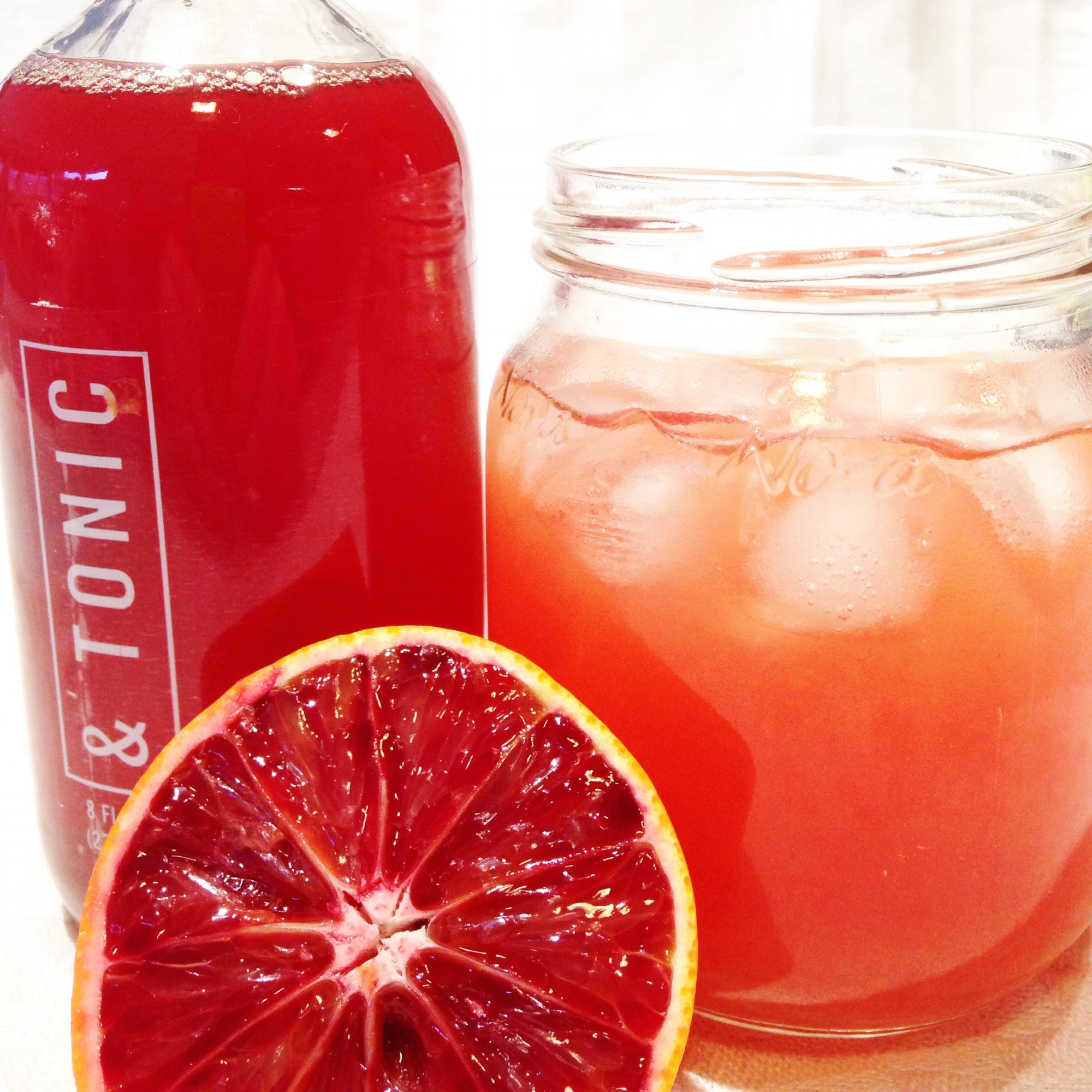 copyright & Tonic, LLC. tonic syrup, craft cocktails