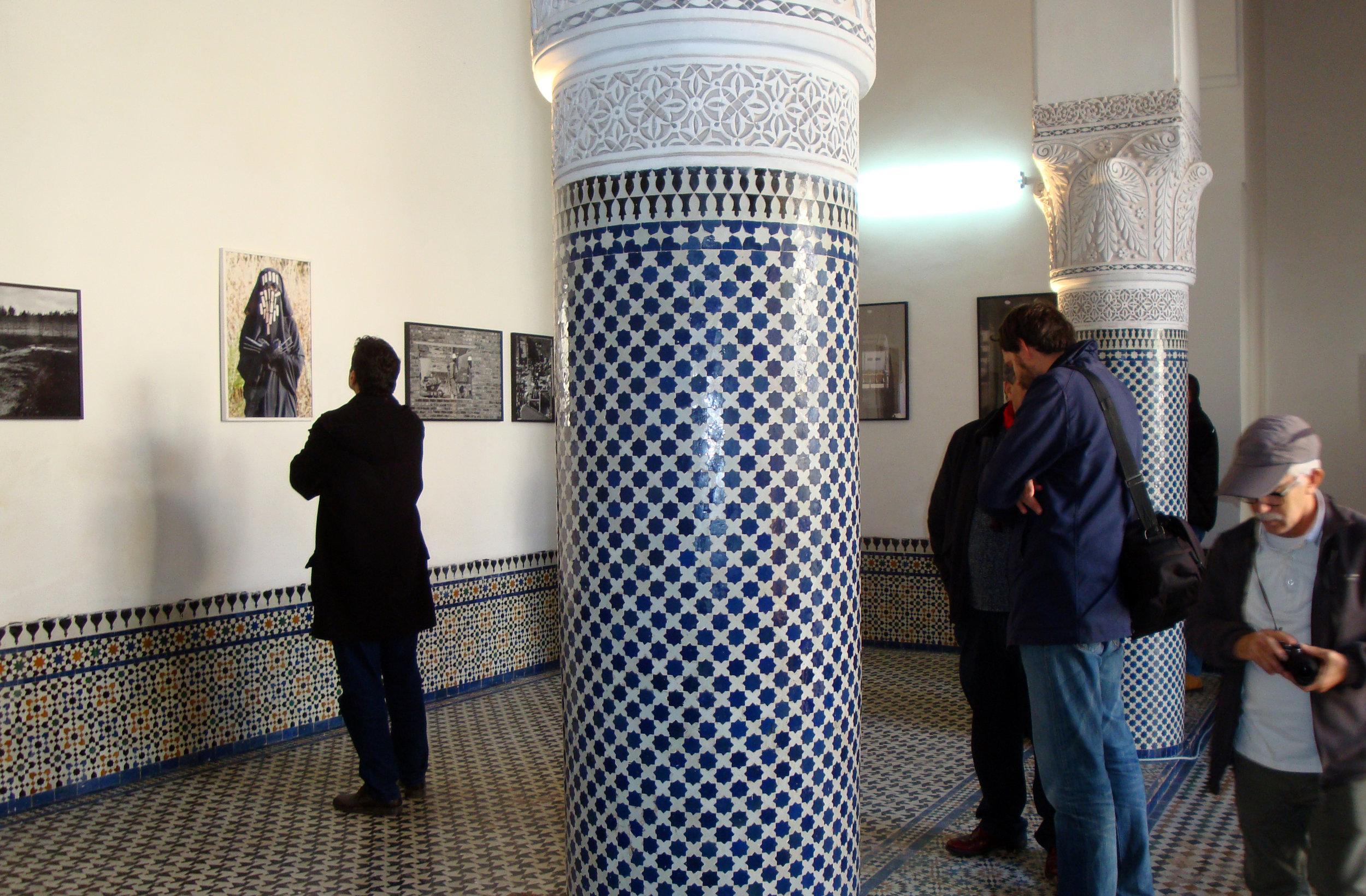 Dans le cadre de la Saison Culturelle France-Maroc 2018, L'Institut Français du Maroc organise, site de Fès organise  Les Rencontres Internationales de la Photo de Fès – 11ème édition , (Biennale) du 30 novembre au 20 décembre 2018, sous le commissariat de Mohamed Thara.