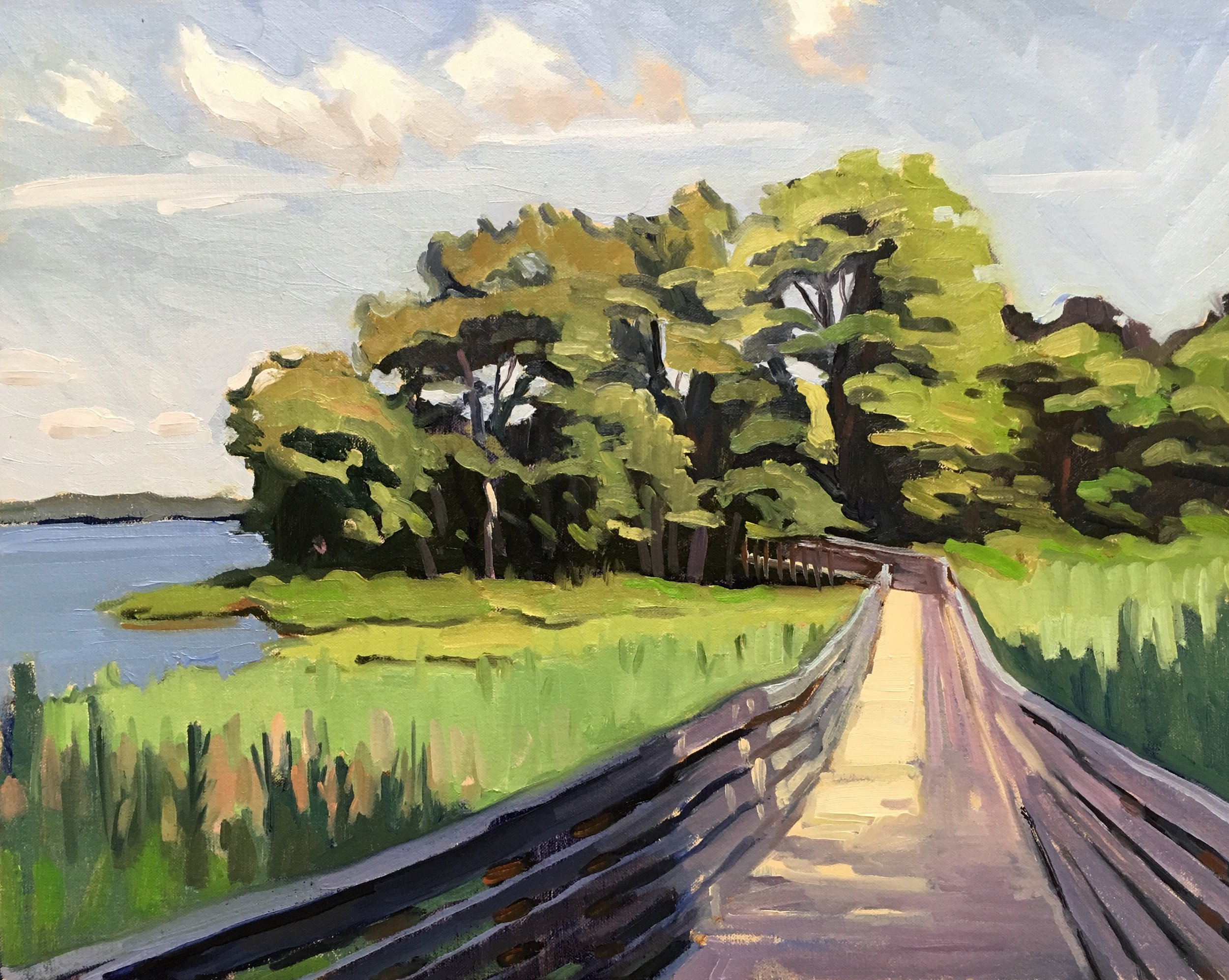 Jefferson Patterson Boardwalk