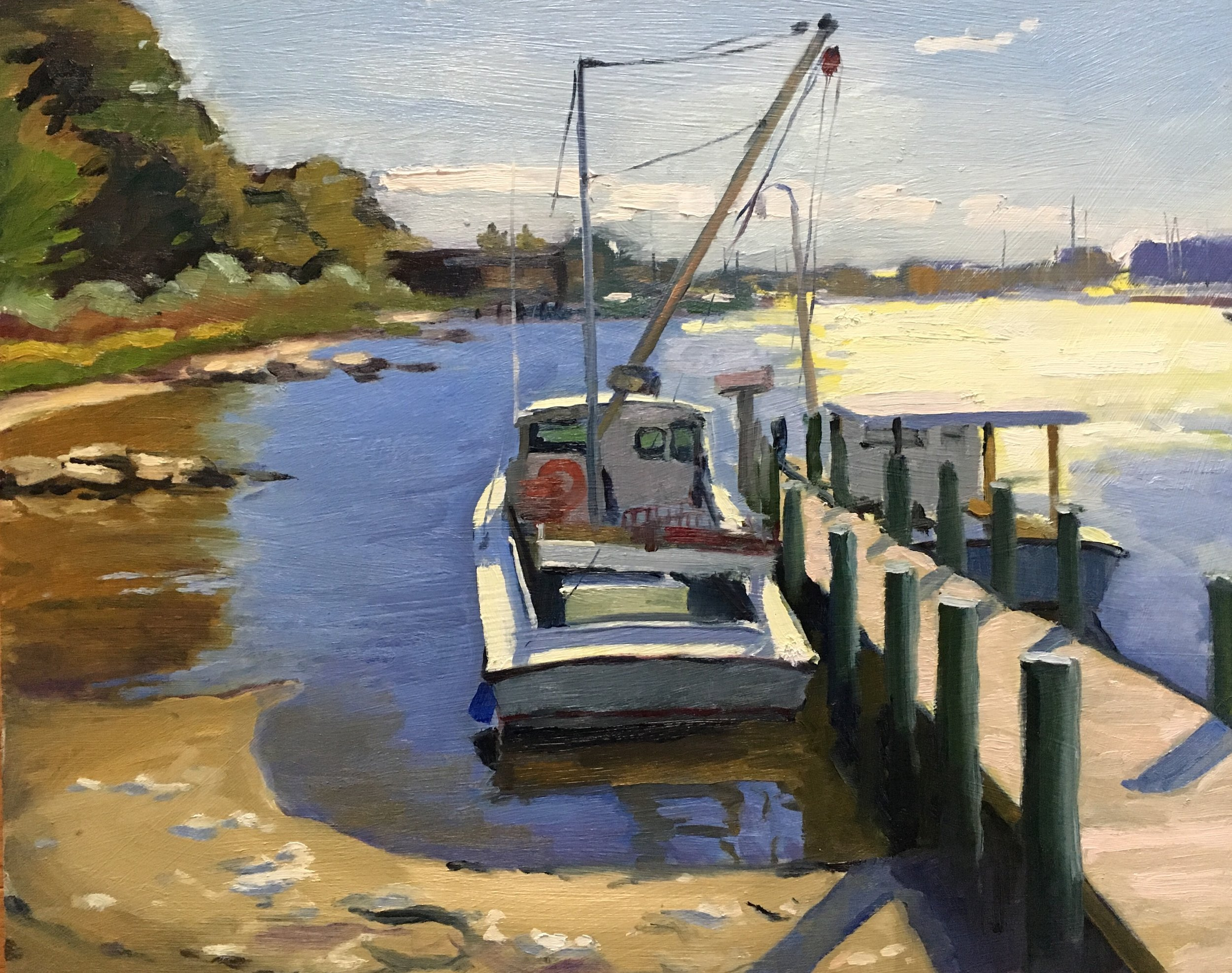 Solomons Workboats