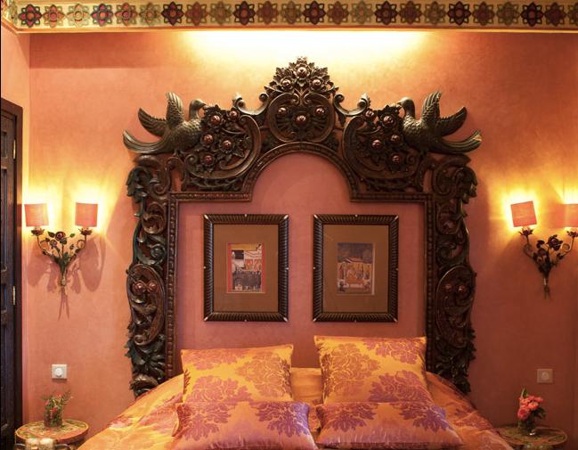 Suite indienne Tigmiza Hotel