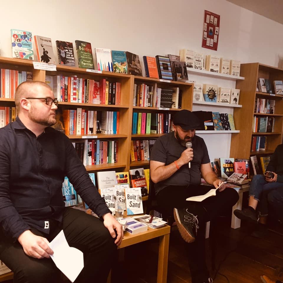 The Book Corner, Halifax, 18/04/19