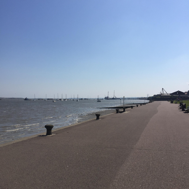 Gravesend Promenade